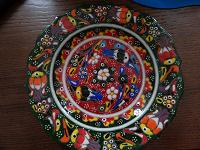 Отдается в дар Тарелка декоративная 19 см. Турция