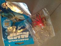 Отдается в дар Подводный мир, игрушка из серии