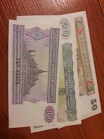 Отдается в дар Мьянманский кьят, валюта Мьянмы