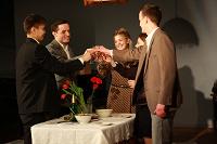 Отдается в дар Приглашение на 2 лица, спектакль «Дорогая Елена Сергеевна» 27 марта 20-00