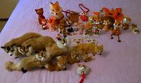 Отдается в дар Коллекция лис