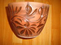 Отдается в дар Горшок глиняный цветочный, 2, 0 л