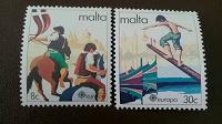 Отдается в дар Марки Мальта 1981г