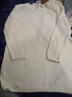 Отдается в дар Пуловер белый