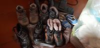 Отдается в дар Детские вещи и обувь