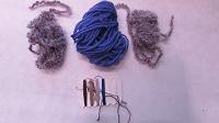 Отдается в дар Остатки пряжи (чуть чуть) и нитки