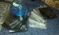 Отдается в дар Диски CD-R и коробочки для них