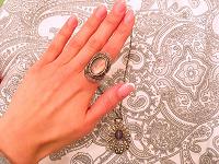 Отдается в дар Кольцо с около фиолетовым камушком