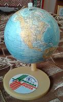 Отдается в дар Школьный глобус