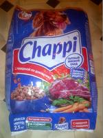 Отдается в дар Chappi (Чаппи) — корма для собак