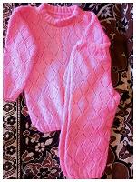 Отдается в дар Теплые вещи для девочки. 98-104 размер.