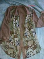 Отдается в дар блузка 48-50р.