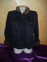 Отдается в дар Курточка джинсовая