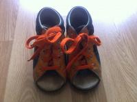 Отдается в дар Детская ортопедическая обувь 21 р