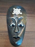 Отдается в дар Деревянная маска
