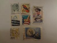 Отдается в дар марки из разных стран