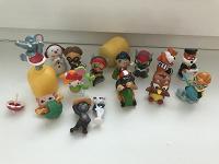 Отдается в дар Маленький пакетик игрушек из Киндер-сюрпризов