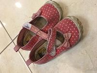 Отдается в дар Детские туфельки