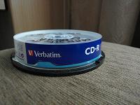 Отдается в дар Контейнер для дисков