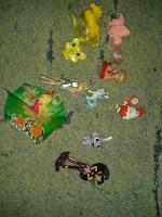 Отдается в дар Лот игрушечек для девчонок