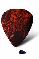 Отдается в дар Отдам 2 медиатора для гитары