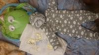 Отдается в дар Игровой коврик и плюшевый комбез