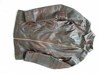 Куртка М кожзам.