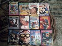 Отдается в дар DVD диски.фильмы.мультфильмы.сборники