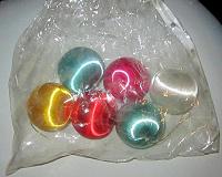Отдается в дар Набор шариков