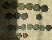 Отдается в дар Монеты Тайланда, Казахстана