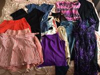 Отдается в дар Женская одежда 44 размер