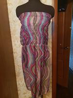 Отдается в дар Пляжное платье 52-54