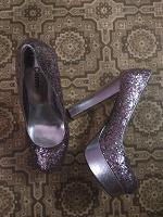 Отдается в дар Туфли на высоком каблуке, на вечеринку или для фотосессии