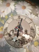 Отдается в дар Часы пазлы