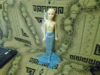 Отдается в дар Кукла типа Барби