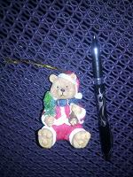 Отдается в дар Новогодний мишка