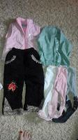 Отдается в дар Теплая одежда для девочки 3-4 года