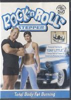 Отдается в дар DVD «Rock-n-Roll stepper»