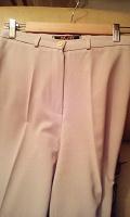 Отдается в дар брюки для стройных и длинноногих :)