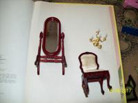 Отдается в дар Аксессуары, мебель из журнала «Дом мечты»