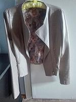 Отдается в дар Куртка кожзам