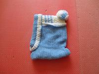 Отдается в дар Зимняя шапка и перчатки.