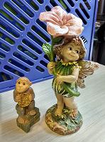 Отдается в дар Две статуэтки в одни руки