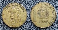 Отдается в дар 1 песо Доминиканы