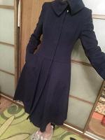 Отдается в дар Пальто женское демисизонное