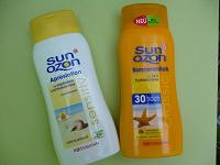 Отдается в дар Лосьон для тела Sun Ozon