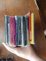 Отдается в дар CD — музыка и программы