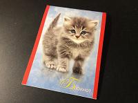 Отдается в дар Канцелярия с котиками