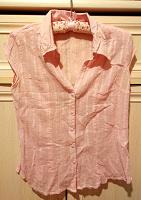 Отдается в дар Нежно-розовая блузка