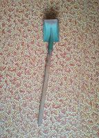 Отдается в дар лопатка для земли и песка